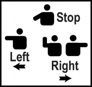 hand-signalen